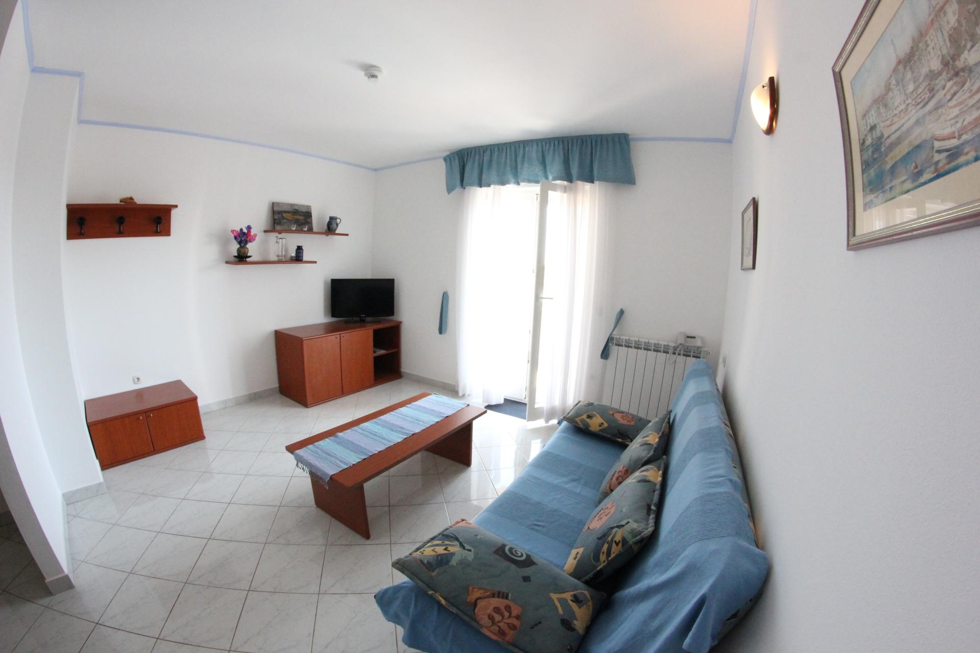 Standard Classic Apartment (2+1 prs) dnevni boravak