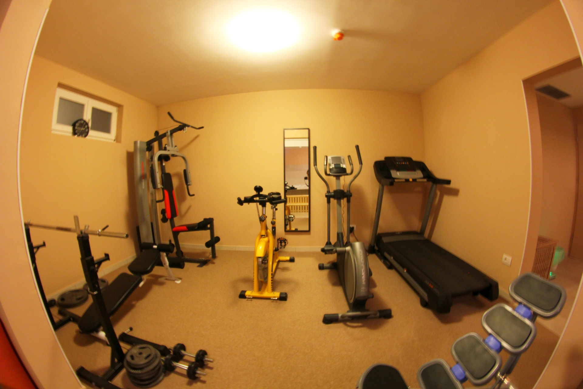 gym villa badi wellness sport relax stay fit